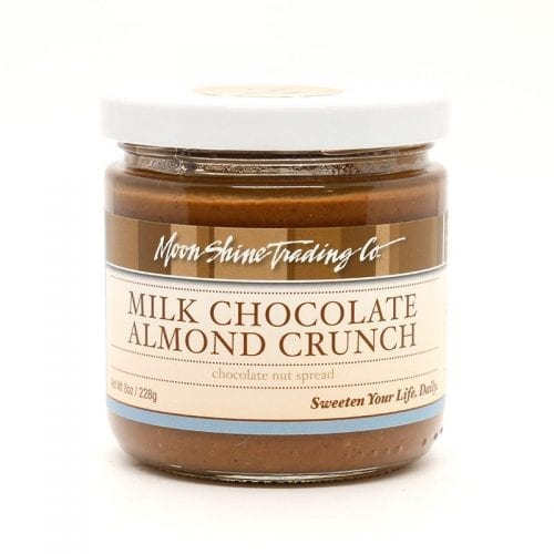 Moon Shine Trading Company Nut Spread: milk-chocolate-almond-crunch