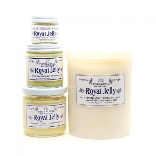 Buy Fresh and Pure Royal Jelly at Z Specialty Food. All sizes and bulk