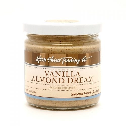 Moon Shine Trading Company Nut Spread: Vanilla Almond Dream