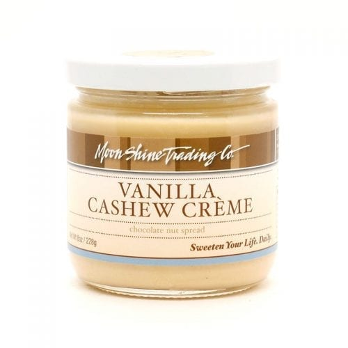 Moon Shine Trading Company Nut Butter: Vanilla Caschew Creme