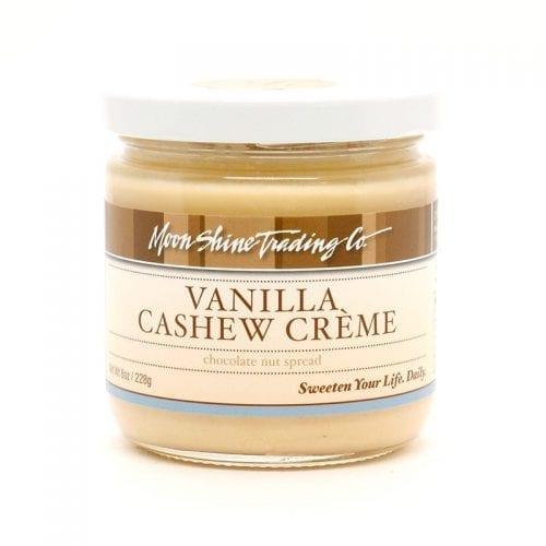Moon Shine Trading Company Nut Butter: Vanilla Caschew Creme
