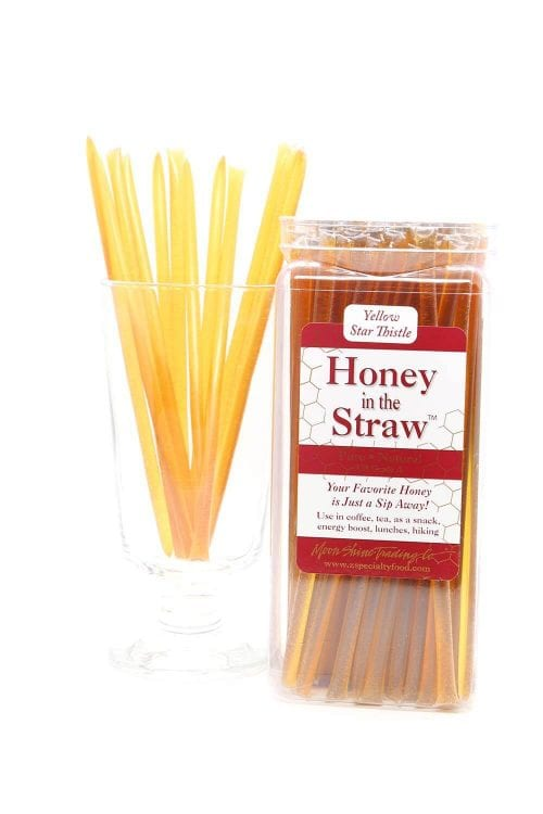 Honey in the Straw by Moon Shine Trading Company