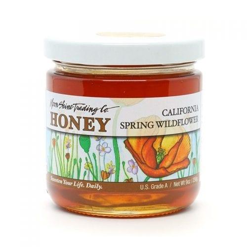 Gourmet Varietal Honey Collection
