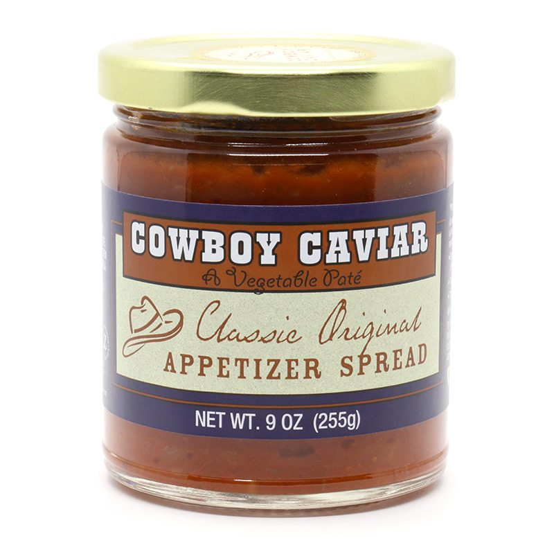 Cowboy Caviar Fresh Vegetable Appetizer Spreads and Garden Marinara Sauces. We are the better way to salsa and sauce.