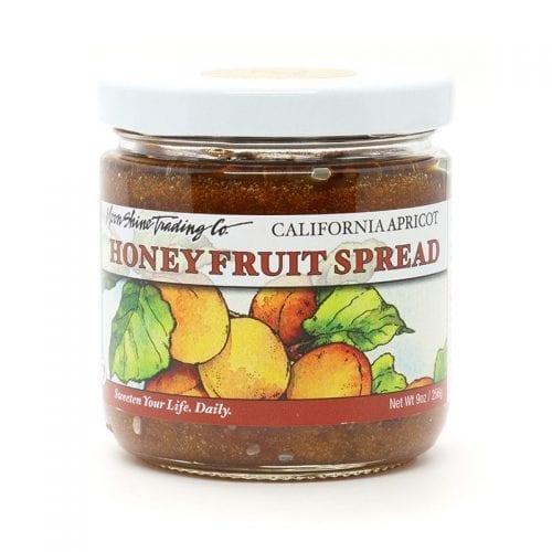 Award Winning Honey Fruit Spreads