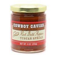 cowboy-caviar-vegetable-spread-red-bell-pepper