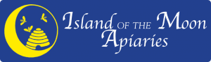 Island of the Moon Apiaries logo