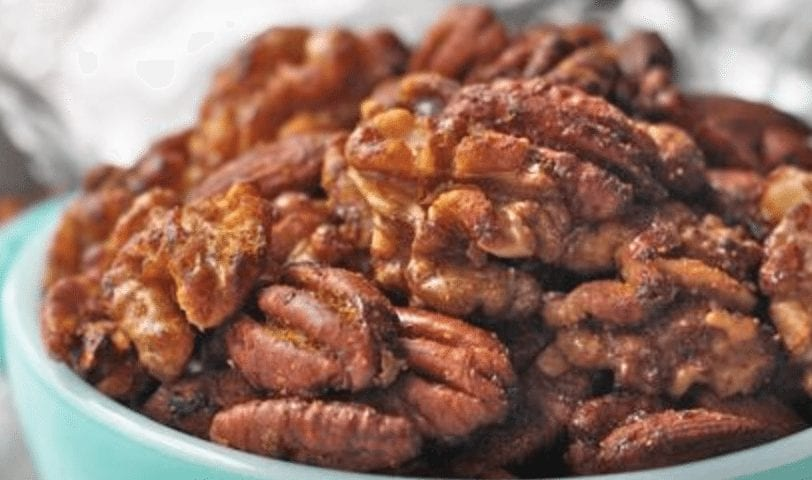 Recipe for Honey Roasted Pecans