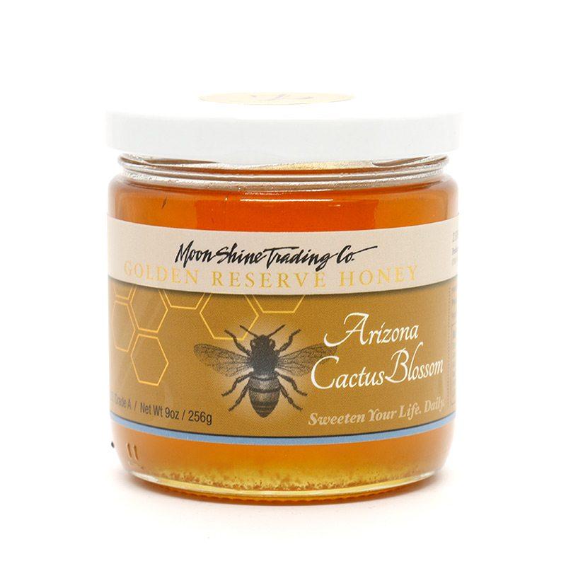 Arizona Cactus Blossom Golden Reserve Varietal Honey